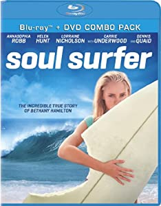 Soul Surfer Two-disc Blu-raydvd Combo by Sony Pictures Entertainment