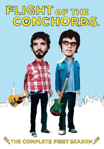 Flight of the Conchords: Complete First [Reino Unido] [DVD]