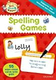 Roderick Hunt Oxford Reading Tree Read with Biff, Chip and Kipper:: Spelling Games Flashcards