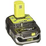 Ryobi P107 18-Volt Li-Ion Battery 2 Pack P109