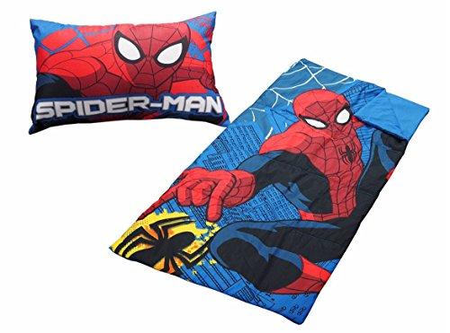 Marvel Spider-Man Slumber Bag Set (2 Piece)