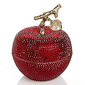 D.L. & Co. - Red Crystal Poison Apple Candle