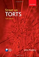 Street on Torts by Murphy, John