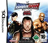 DS WWE Smackdown vs. Raw 2008