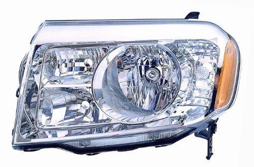 [해외]증언 317-1156L-AF7 혼다 파일럿 드라이버 측면 증언에 의해 헤드 라이트 어셈블리/Depo 317-1156L-AF7 Honda Pilot Driver Side Head Light Assembly by Depo