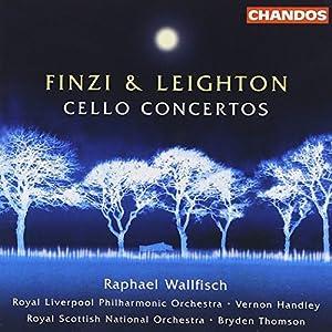 Finzi & Leighton: Cello Concertos