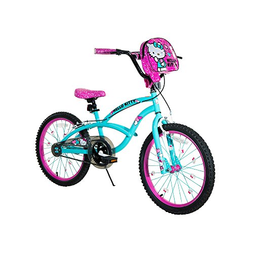 Girls-20-inch-Dynacraft-Hello-Kitty-Bike