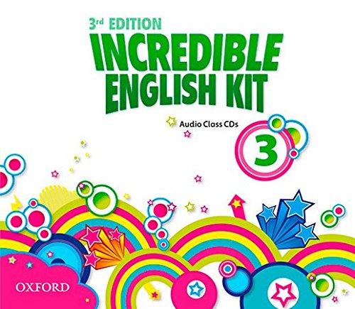 Incredible English kit 3: CD 3rd Edition (Incredible English Kit Third Edition)
