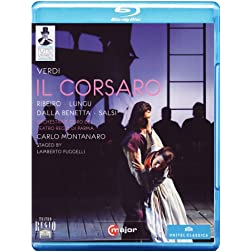 Verdi: Il Corsaro [Blu-ray]