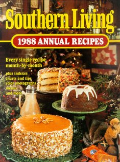 Image for Southern Living 1988 Annual Recipes (Southern Living Annual Recipes)