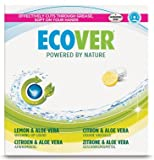 Ecover Lemon and Aloe Vera Washing-up Liquid 5 Litre
