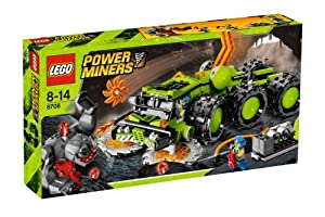 Lego 8708 - Power miners : Cave Crusher