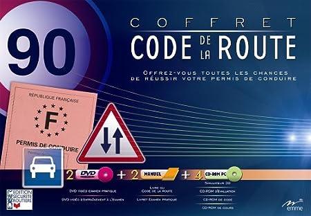 Coffret code de la route