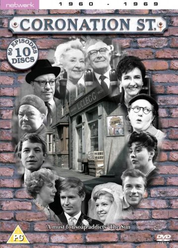 Coronation Street : The 1960's (10 Disc Box Set) [DVD]
