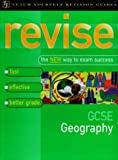 GCSE Geography (0340663863) by Jones, David; Buzan, Tony