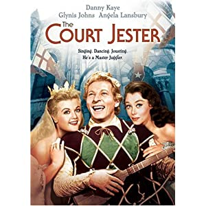 Amazon.com: The Court Jester: Danny Kaye, Glynis Johns, Basil ...