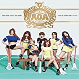 AOA - [HEART ATTACK] 3rd Mini Album CD + Photocards + Poster Sealed K-POP by AOA (2015-05-04)
