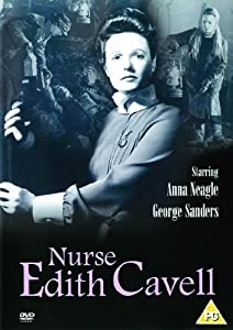 Nurse Edith Cavell [DVD] [1939]