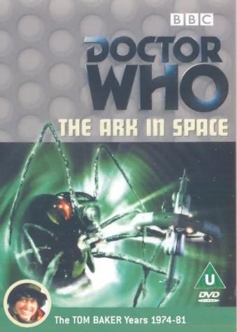 Doctor Who – The Ark In Space [1974] [DVD] [1963]