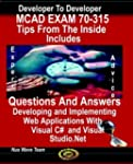 McAd Exam 70-315, Tips from the Insid...