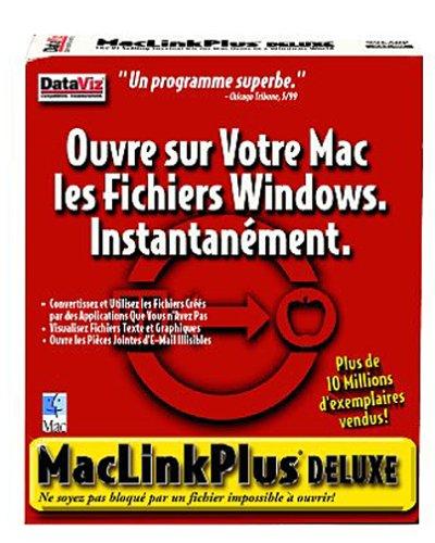 MacLinkPlus Deluxe 13.0 (vf)
