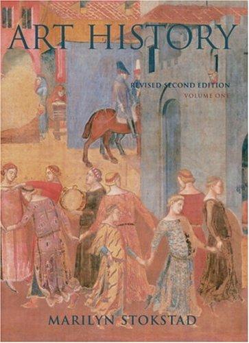 Art History, Volume I (w/CD-ROM), Marilyn Stokstad