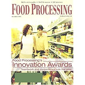 Food Processing - England