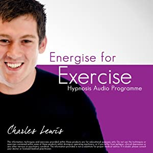 Energise for Exercise Audiobook