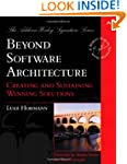 Beyond Software Architecture: Creatin...