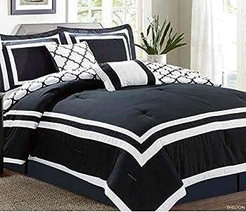 Hotel Reversible 6-Piece Comforter Set