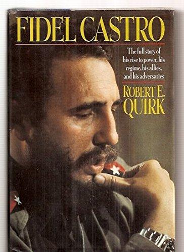 A brief background of fidel castro and his communist revolution