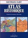 echange, troc Georges Duby - Atlas historique