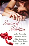 img - for Season of Seduction: Five Golden Rings\Naughty Nicks\Menage on 34th Street\Matzoh and Mistletoe book / textbook / text book