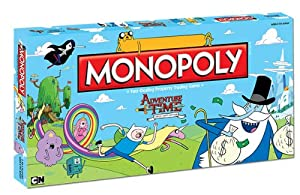 Monopoly: Adventure Time Collector's Edition