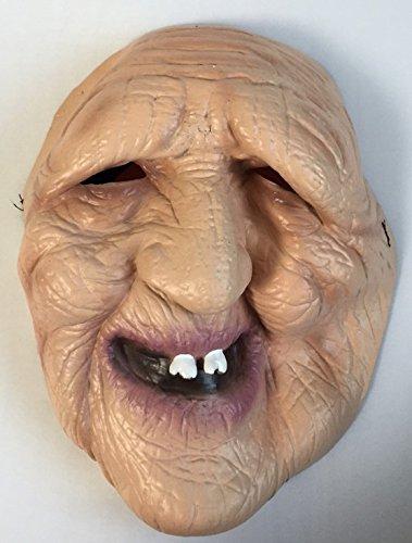 Treasure Mart  恐怖ホラーマスク 老婆のお面 老人マスク