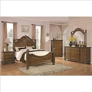 coaster bartole 5 piece bedroom set