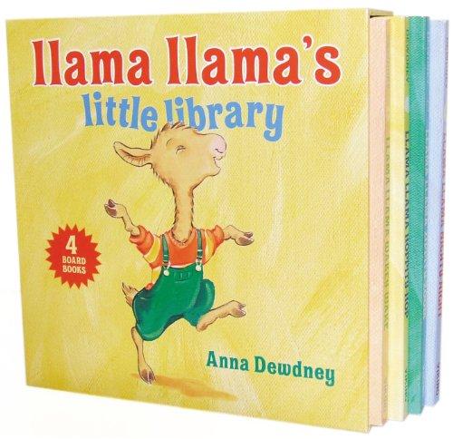 Llama-Llamas-Little-Library