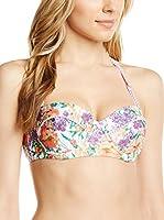 "MINKPINK Sujetador de Bikini ""Wild Keepsake"" Bra Cup Bikini (Multicolor)"