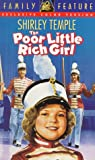 Poor Little Rich Girl [VHS]