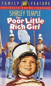 Poor Little Rich Girl [VHS]