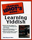 Complete Idiots Guide to Learning Yiddish