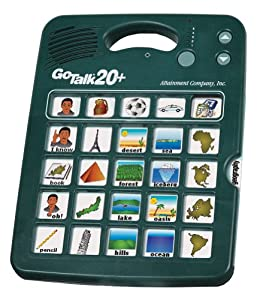 GoTalk Communicator 20+ by AliMed