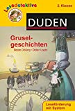 Lesedetektive - Gruselgeschichten