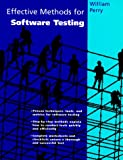 Effective Methods for Software Testing (0471060976) by Perry, William E.