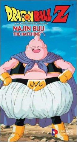 Dragon Ball Z - Majin Buu - Hatching (Edited) [VHS]