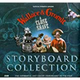 Wallace and Gromit: Storyboard Collection: A Close Shave (Wallace & Gromit)