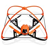 Voomall XT001A Mini Headless Quadcopter 2.4GHz 4CH 6-Axis Gyro RC drone with 360° Eversion & flashing lights [US in Stock]