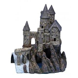 Aqua Ornament Castles - Penn Plax SUPER CASTLE - B