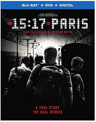 Blu-ray : 15:17 To Paris, The (2018) (BD) [Blu-ray] [+Peso($33.00 c/100gr)] (US.AZ.9.99-0-B077ZCTV4L.387)