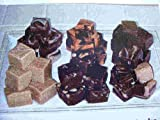 Fudge Chocolate Nut, 1 Lb Gift Box